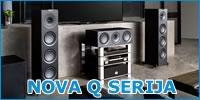Q serija KEF zvočniki (7)