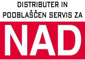 NAD hi-fi komponente