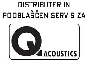 Q Acoustics zvočniki