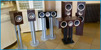 R serija KEF zvočniki (5)