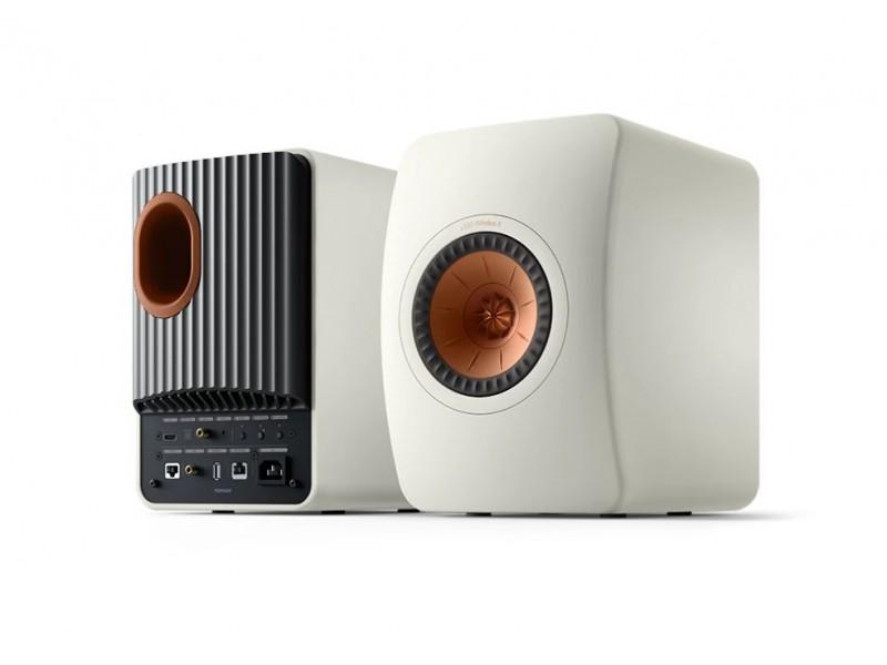LS50 wireless II brezžični zvočniki KEF - par
