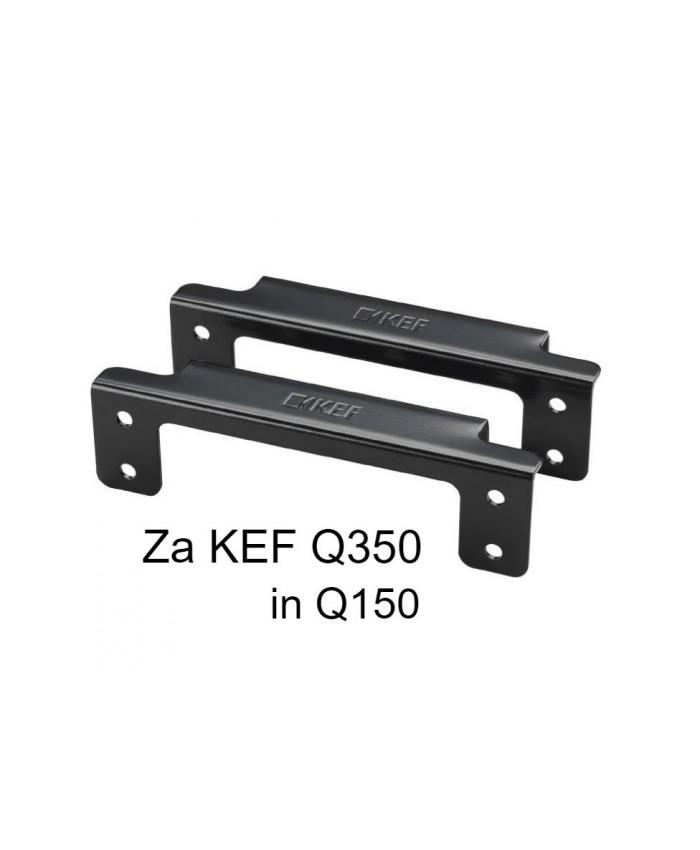 B2 stenski nosilec za zvočnike KEF Q150 & Q350