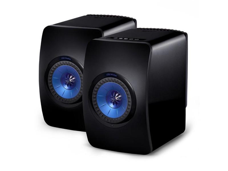 LS50 wireless brezžični zvočniki KEF - par