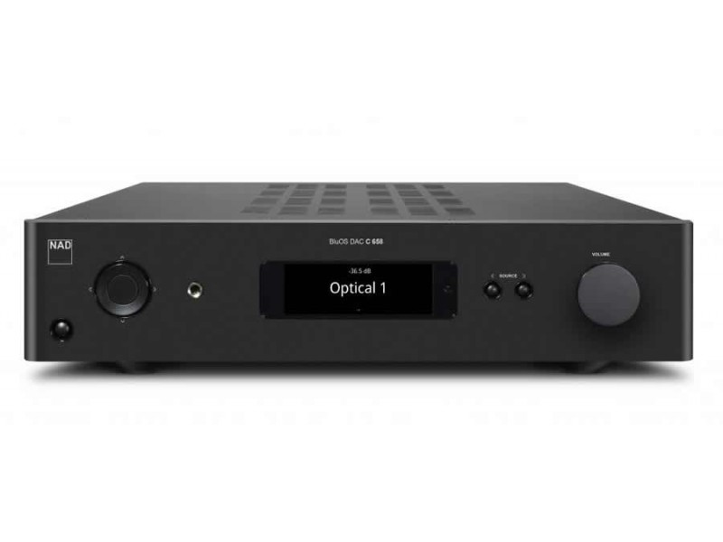 C658 BluOS Streaming DAC