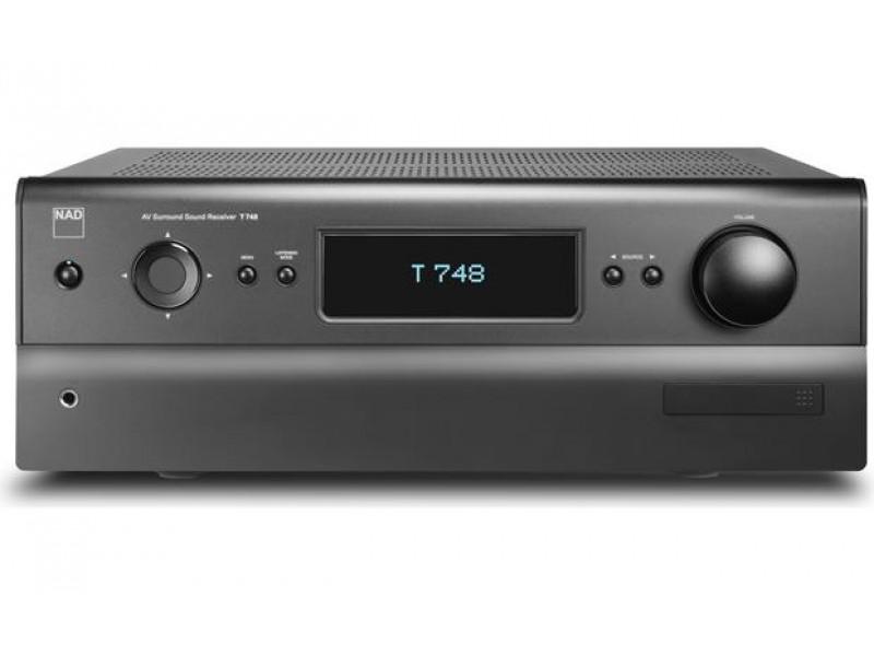 T748 V2 AV sprejemnik NAD