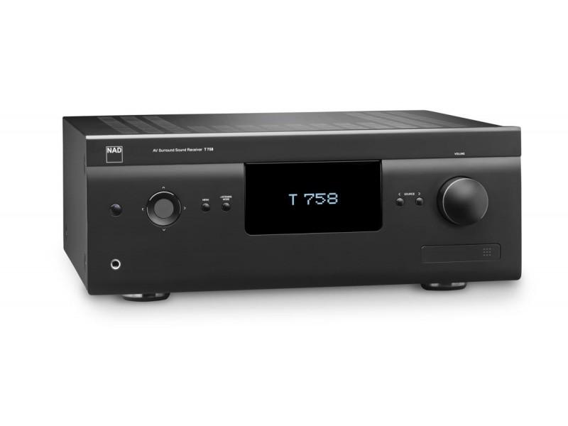 T758 V3 AV sprejemnik NAD