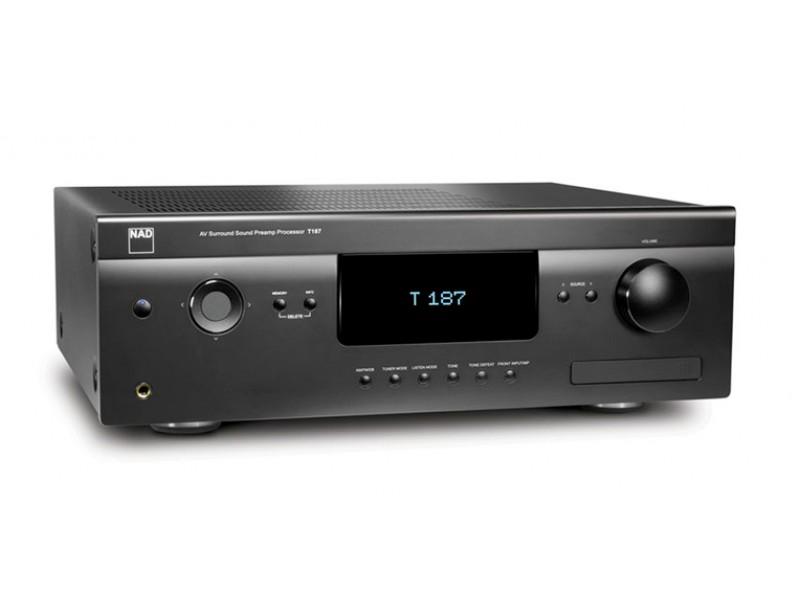 T187 Surround Sound Preamp Processor