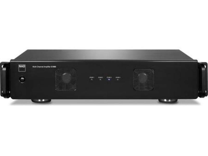 CI980 8 Channel Power Amplifier