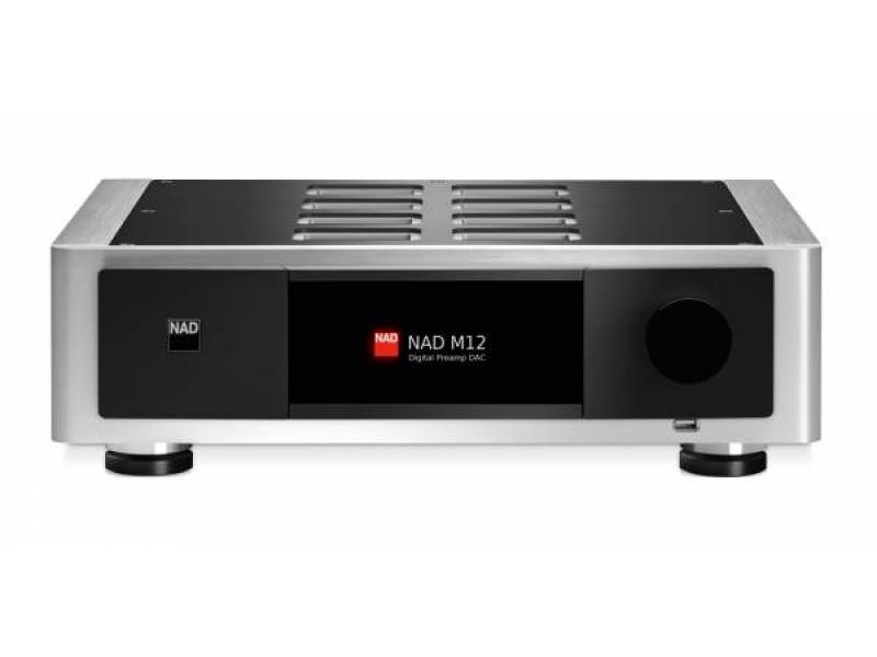 M12 Digital predojačevalec DAC
