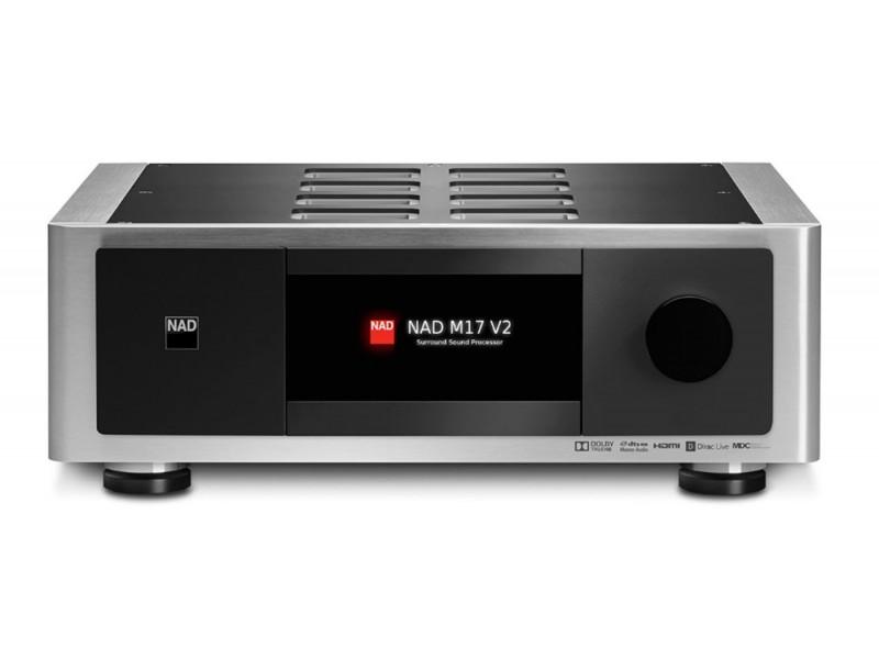 M17 V2 Surround Sound Preamp Processor