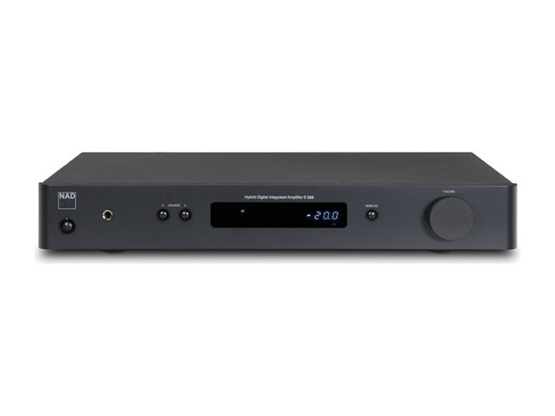 C328 Hybrid DAC Stereo Integrated Amplifier