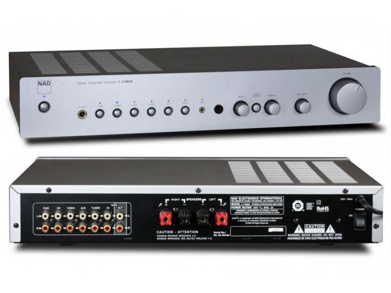 C316BEE V2 stereo integrirani ojačevalec