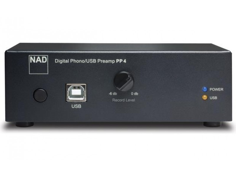 PP4 Digital Phono USB Preamplifier
