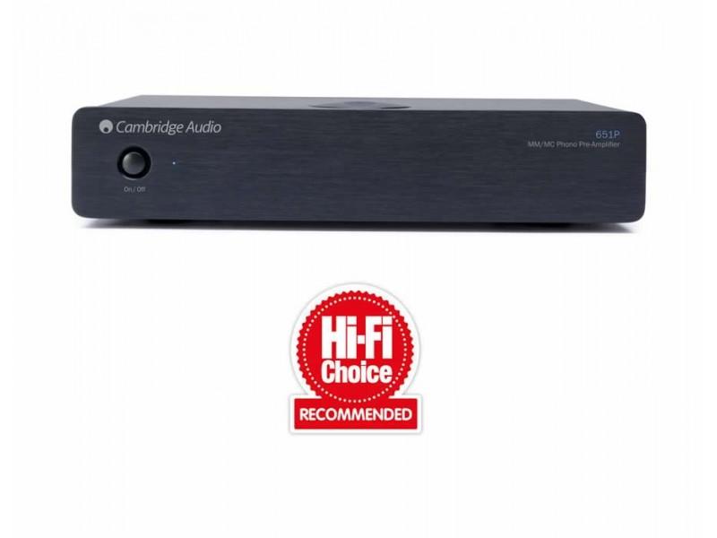 Azur 651P MM & MC phono predojačevalec