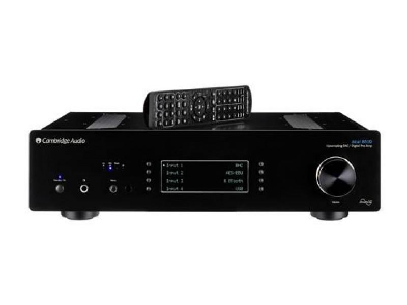 Azur 851D digitalno analogni pretvornik