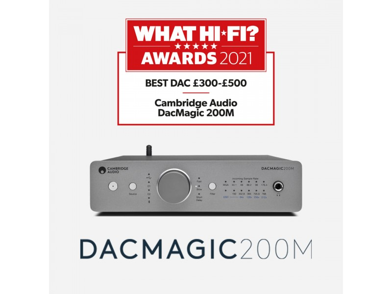 DacMagic 200M digitalno-analogni pretvornik