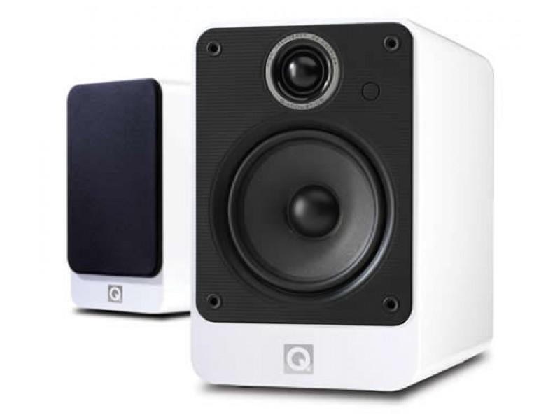 2020i (par) regalni zvočniki Q Acoustics