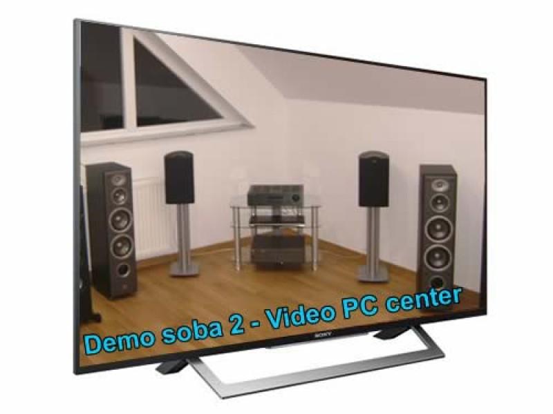 LED TV Sony KDL-43WD758, Full HD, Smart TV