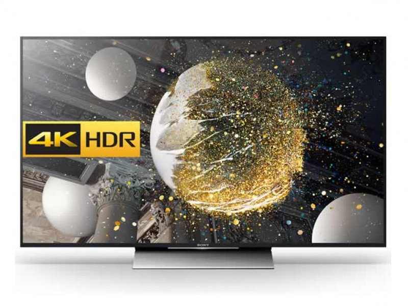 LED TV Sony KD55XD8005, 4K Ultra HD, Smart TV