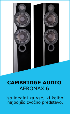 Zvočniki Aeromax6 Cambridge Audio