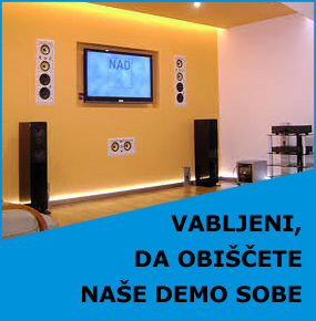 Video PC center - Demo sobe